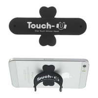 U Touch Universal One Touch Silicone Stand Holder Smartphone Accessoires