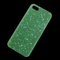 Étui Speckles pour iPhone 6 et 6s Vert, blanc, bleu