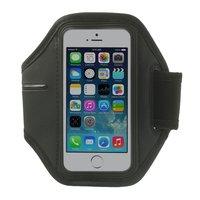 Brassard de sport iPhone 5 5s SE Noir bande de course Sportband