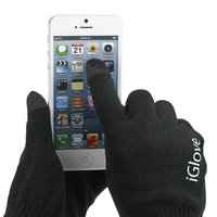 Gants tactiles iGlove iPhone Touchscreen Black