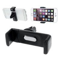 Support Voiture Universel Noir Air Vent iPhone iPhone voiture Samsung