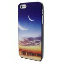 Étui Sunset iPhone 5, 5s et iPhone SE Sunset avec étui Moon