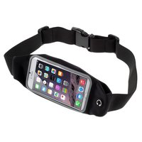 Sportband iPhone 6 6s et 7 8 SE 2020 - Course à pied - Sports - Hipband - Noir