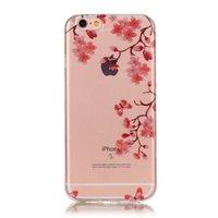 Coque zen pour iPhone 6 6s Blossom TPU - Transparente - Branches de fleurs