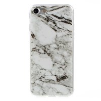 Coque TPU Marbre iPhone 7 8 SE 2020 Coque Blanche Coque Marbre