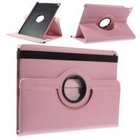 Etui rose pour iPad Air 2 avec étui pivotant standard