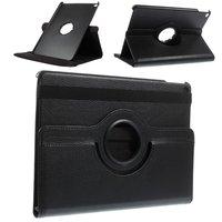 Étui noir pour iPad Air 2 avec housse rotative standard