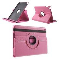 Housse en cuir rose pour iPad mini 4 et iPad mini 5 (2019)
