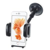 Support universel avec support de voiture à ventouse téléphone iPhone navigation