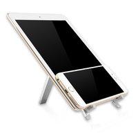 Support universel pour tablette en aluminium Trépied iPad pliable