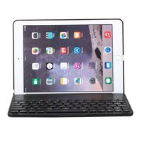 Étui de protection clavier Witspad Bluetooth iPad Air 2 - étui noir - clavier QWERTY