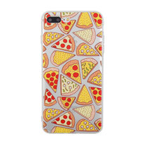 Coque Pizza Transparent Coque iPhone 7 Plus 8 Plus Transparent