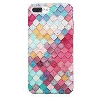 Coque colorée pour coque iPhone 7 Plus 8 Plus
