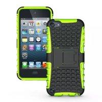 Housse antichoc verte pour iPod Touch 5 6 7 Housse standard