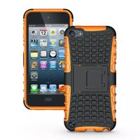 Etui antichoc orange pour iPod Touch 5 6 orange