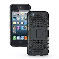 Housse antichoc noire pour iPod Touch 5 6 7 standard