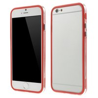 Coque rouge pour iPhone 6 6s