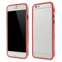 Etui pare-chocs rouge Coque iPhone 6 6s