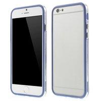 Coque bumper bleue pour coque iPhone 6 6s