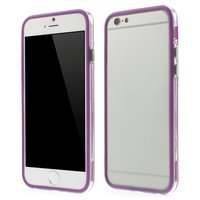 Étui de protection violet pour iPhone 6 6s