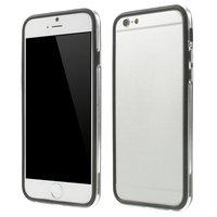 Etui pare-chocs noir Coque iPhone 6 6s
