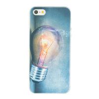 Coque TPU Incandescent pour iPhone 5, 5s SE - Étui pour ampoule industrielle
