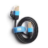 Câble réseau Ethernet Xiaomi CAT6 - 0,5 mètre, noir plat