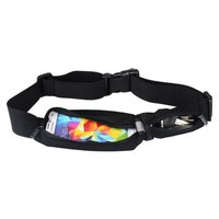 Téléphone de sac de sport imperméable Baseus Universal - Running Running Exercise Black