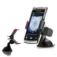 Support universel pour téléphone avec pince ventouse - Pare-brise automatique