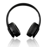 BTH-818 Casque d'écoute stéréo sans fil Bluetooth sans fil - Microphone noir