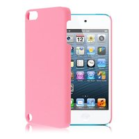 iPod Touch 5 6 coque rigide coque rigide - Rose pâle