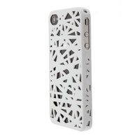 Coque iPhone 4 4s Bird Nest Cover Case Bird Nest Design - Blanc
