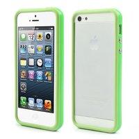 Housse pare-chocs pour iPhone 5 5s et iPhone SE - Vert