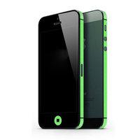 Autocollant de voiture iPhone 5 5s SE Decor Color Edge Skin - Green