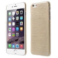 Étui rigide brossé Étui iPhone 6 Plus 6s Plus - Beige
