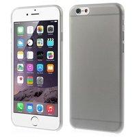 Coques iPhone 6 6s ultra fines et robustes de 0,3 mm d'épaisseur - Gris