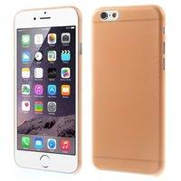 Coques iPhone 6 6s ultra fines et robustes de 0,3 mm d'épaisseur - Orange