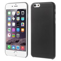 Coques iPhone 6 6s ultra fines et robustes de 0,3 mm d'épaisseur - Noir