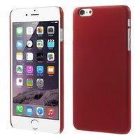 Coque rigide de couleur un pour iPhone 6 Plus 6s Plus - Rouge