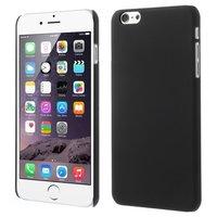 Coque rigide de couleur pour iPhone 6 Plus 6s Plus - Noire