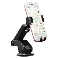 Hoco CA26 Kingcrab Support universel pour téléphone - Noir Auto