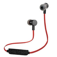 BH-M9 Micro mains libres Bluetooth 4.1 In-Ear mains libres sans fil - Noir Rouge