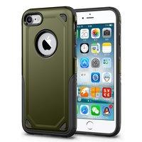 Coque antichoc Pro Armor iPhone 7 - Housse de protection verte - Protection supplémentaire