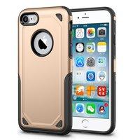 Coque antichoc Pro Armor iPhone 7 - Housse de protection Or - Protection supplémentaire
