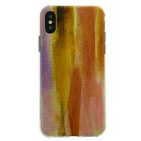 Étui peint à la main Tinystories sunset iPhone X XS - Sunset Case