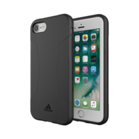 Coque iPhone 6 6s 7 8 SE 2020 Adidas Agravic Case - Noire