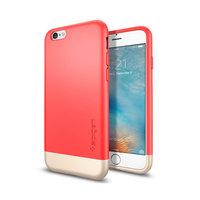Spigen Style Armor Italian iPhone 6 6s - Boîtier en or rose