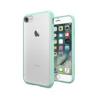 Coque Spigen Ultra Hybrid iPhone 7 8 SE 2020 verte - Coque Vert Menthe