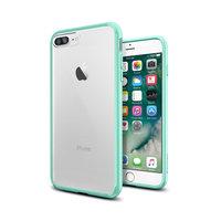 Coque verte Spigen Ultra Hybrid pour iPhone 7 Plus 8 Plus - Étui vert menthe