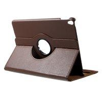 Housse en cuir iPad Pro pivotante de 10,5 pouces - Standard Brown